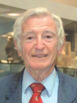 Harold Ellis CBE FRCS