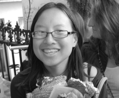 Lily Huang - Treasurer