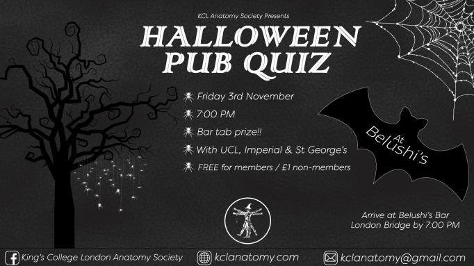 Halloween Pub Quiz Edit
